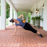 Quick and sweaty 1 kettlebell workout you can do anywhere