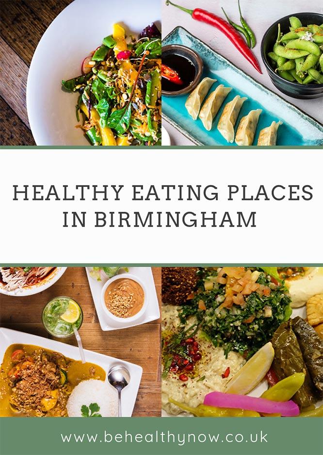 healthy food Birmingham