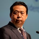 Head of Interpol reported missing by his wife