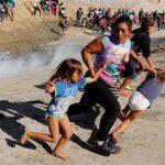 'They're NOT coming in': Trump rages over migrant caravan