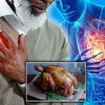 Heartburn warning – the BEST Christmas foods to prevent acid reflux