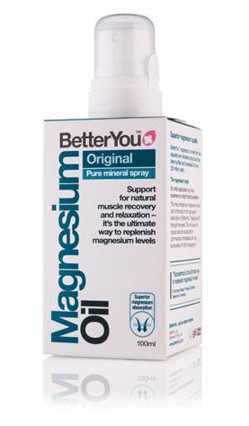 BetterYou Magnesium Oil spray