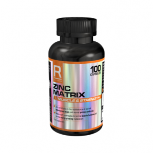 Zinc Matrix, natural libido boosters recommended by experts by healthista