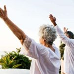 Having Fun, Staying Fit: How Yoga and Meditation Benefit Caregivers and Seniors