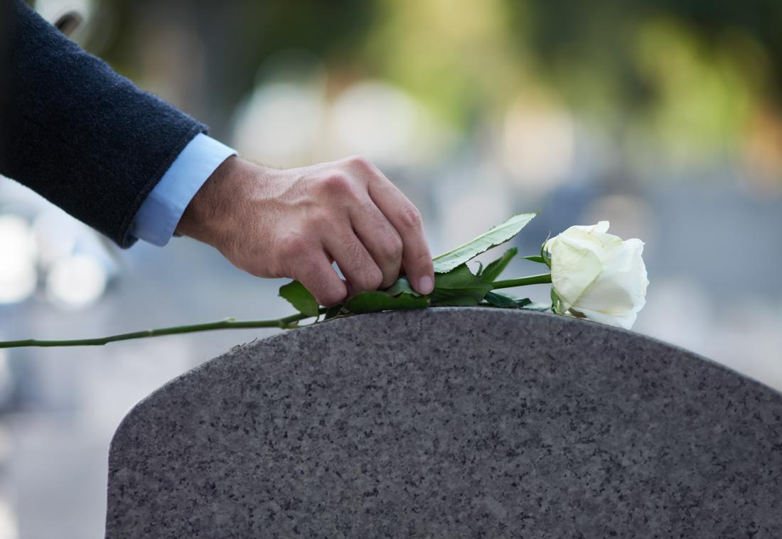 acute stress disorder death of loved one