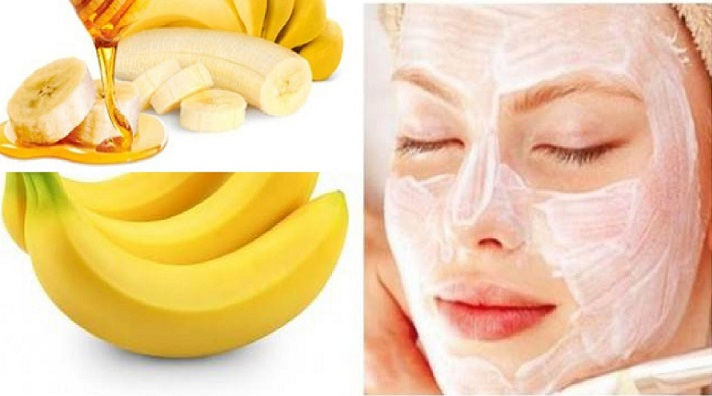 banana face pack for instant glow