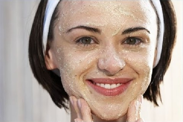 oatmeal face mask