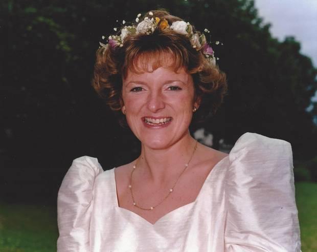 Andrew Porter's mother Wendy