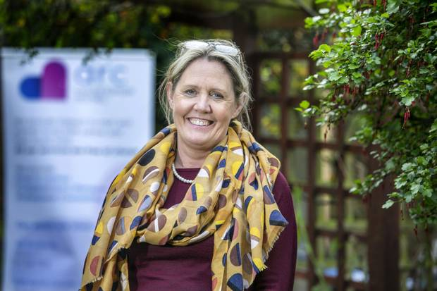 Head of Services at ARC, Patricia Pugh. Photo: Kyran O'Brien