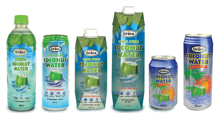 Facts About Coconut Water 1