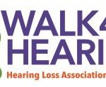 Join a 2019 Walk4Hearing event to support people with hearing loss