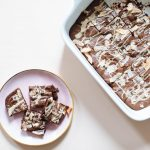 Gooey Toasted-Coconut Chocolate Brownies