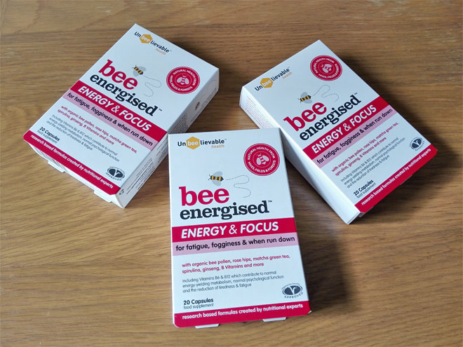 Bee Energised Energy & Focus