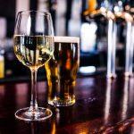 Beer before wine? Wine before beer?