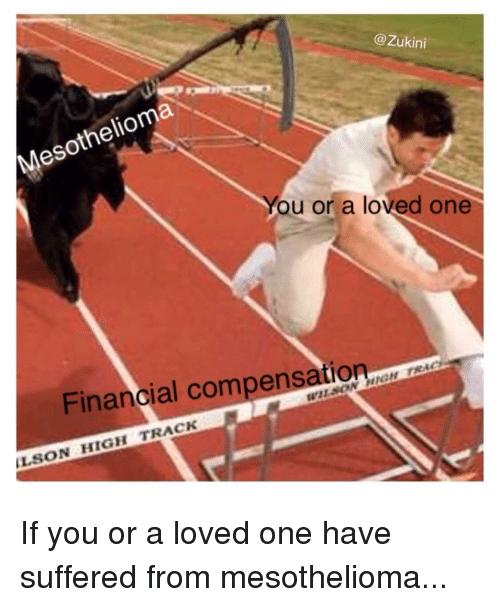 Mesothelioma Meme 2019