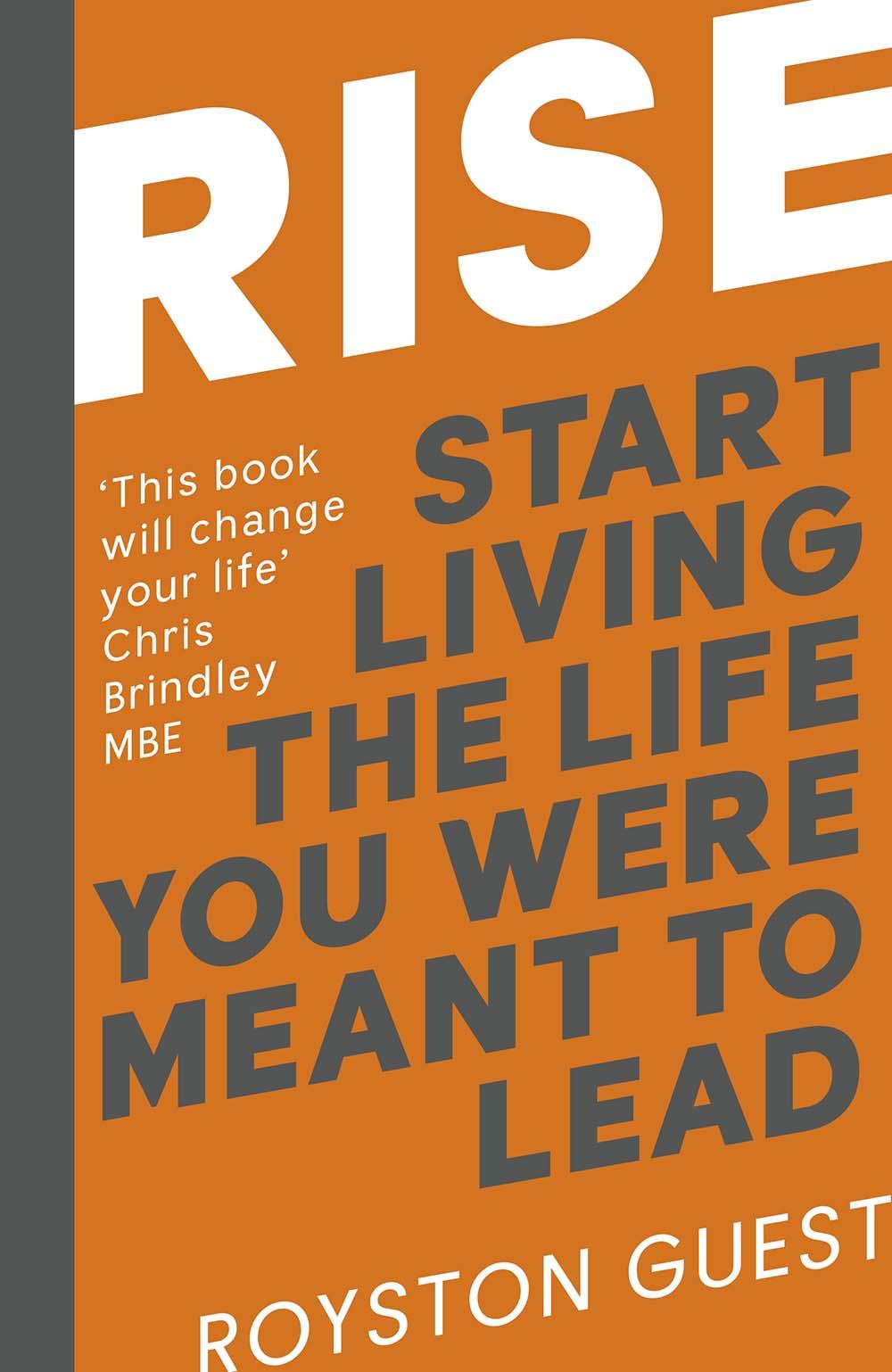 RISE book cover