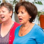 Incredible choir made up exclusively of members affected by ovarian cancer