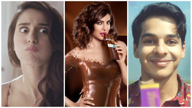 World Chocolate Day: When Disha Patani, Priyanka Chopra, Ishaan Khatter Made Us Crave for Chocolates with Advertisements – Watch Video