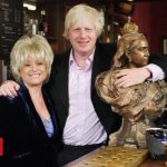 Dame Barbara Windsor urges Johnson to 'sort out' dementia care
