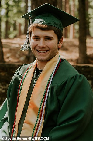 Michael Croteau, 21, was diagnosed with pseudomyogenic hemangioendothelioma (PHE), an extremely rare cancer that affects just one in one million people