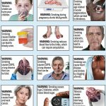 FDA proposes new graphic warnings to display on cigarette packs