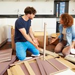 Relationship test: Build flatpack furniture