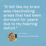 'I thought I had cognitive decline, but it was hearing loss'