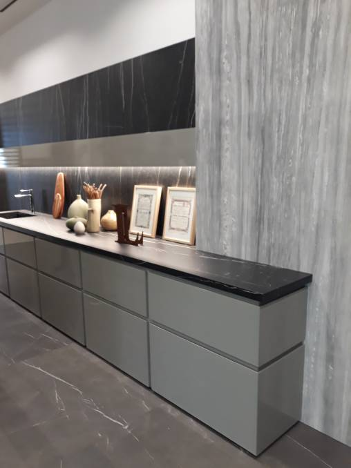Slabs: Bigger and thinner than ever, expect to see pulpis, ceppo di gre, slate and granite looks start to add their pages to the natural slab stone narrative.