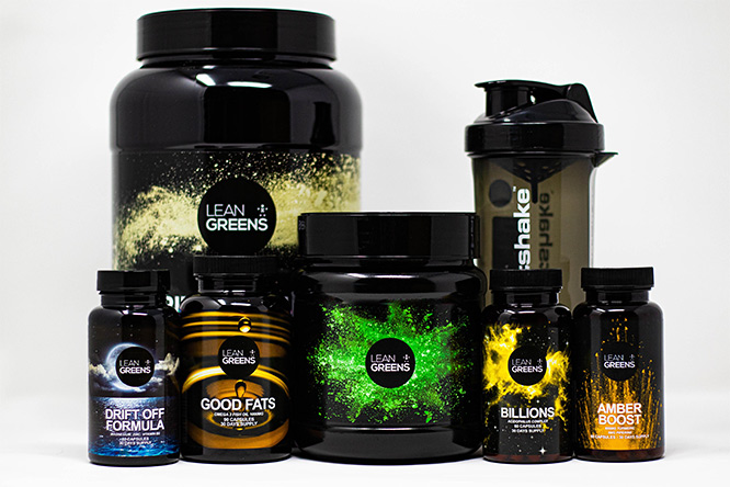Lean Greens products