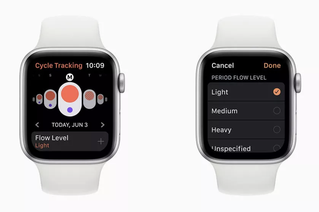 you can now track your fertility on the apple health app