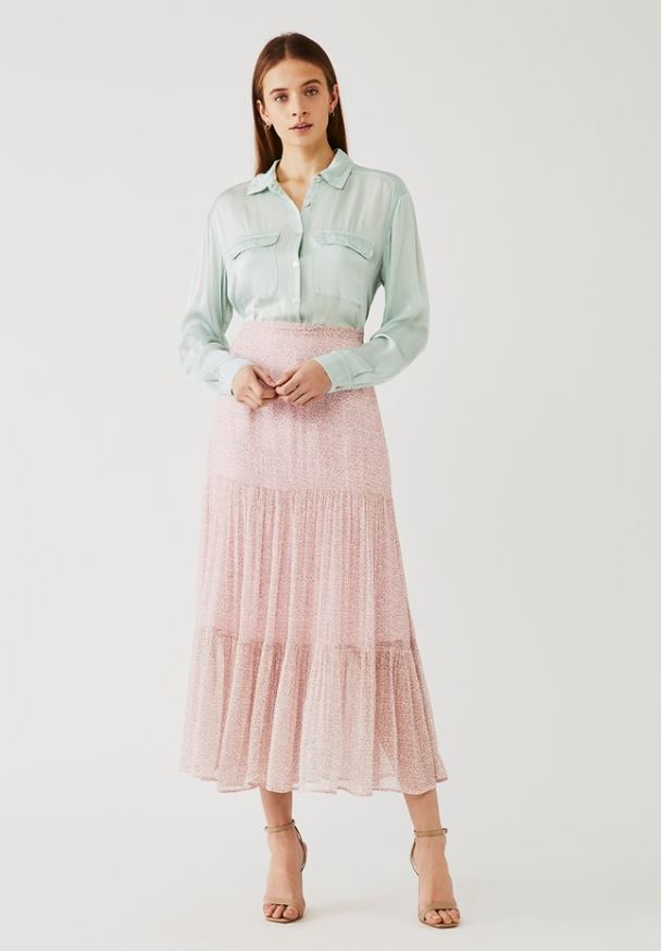 Ghost Skirt Pink Your summer wardrobe sorted