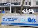 SickKids Hospital in Toronto in a 2018 file photo.